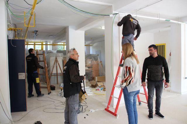 El Ayuntamiento invierte 14.000 euros para ampliar el aula de informática del CEIP Ginés Díaz - San Cristóbal - 2, Foto 2