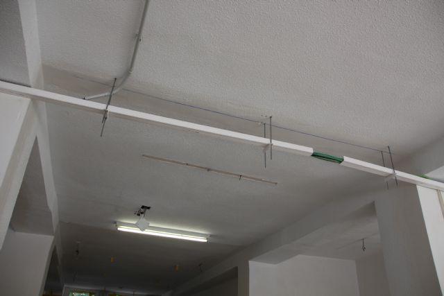 El Ayuntamiento invierte 14.000 euros para ampliar el aula de informática del CEIP Ginés Díaz - San Cristóbal - 3, Foto 3