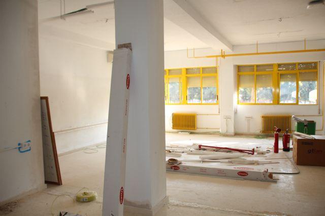 El Ayuntamiento invierte 14.000 euros para ampliar el aula de informática del CEIP Ginés Díaz - San Cristóbal, Foto 5