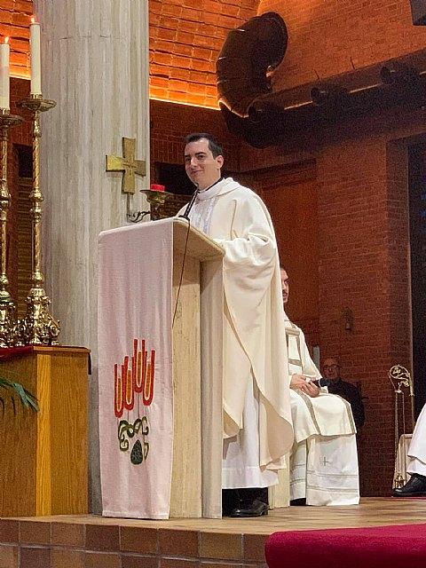 Javier Conesa will be the new parish priest of Aledo - 2