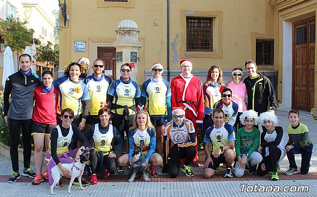 The Totana Athletics Club celebrated the 2nd Totanera Correvieja - 1