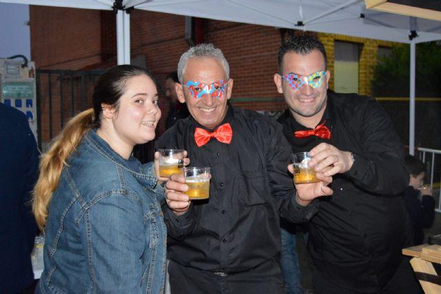 La Nochevieja se adelantó en Las Torres de Cotillas con una gran fiesta en la calle - 3, Foto 3