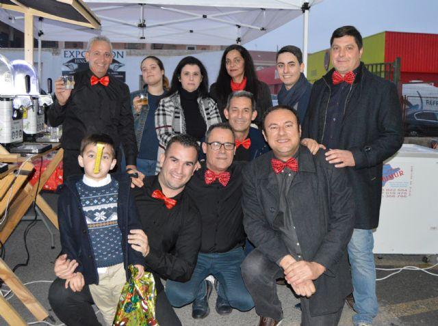 La Nochevieja se adelantó en Las Torres de Cotillas con una gran fiesta en la calle - 5, Foto 5