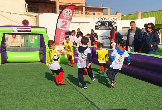Gran fiesta infantil del fútbol 3 en Las Torres de Cotillas - 1, Foto 1