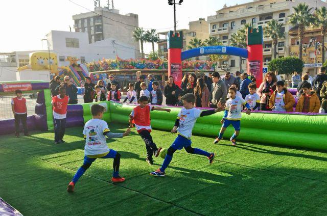 Gran fiesta infantil del fútbol 3 en Las Torres de Cotillas - 2, Foto 2