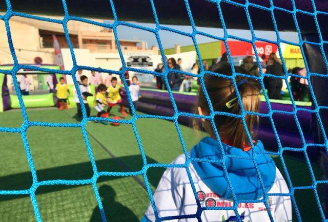 Gran fiesta infantil del fútbol 3 en Las Torres de Cotillas - 3, Foto 3
