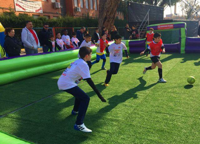 Gran fiesta infantil del fútbol 3 en Las Torres de Cotillas - 4, Foto 4