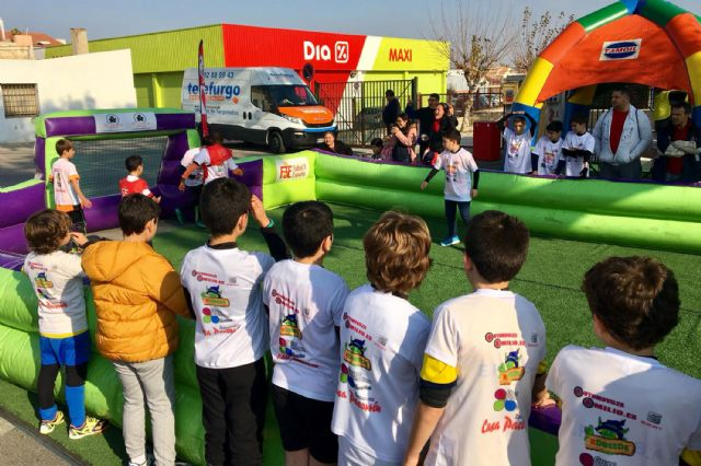 Gran fiesta infantil del fútbol 3 en Las Torres de Cotillas - 5, Foto 5