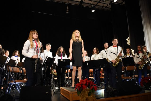 Concierto de Navidad Asociación Banda de Música de Calasparra - 4, Foto 4