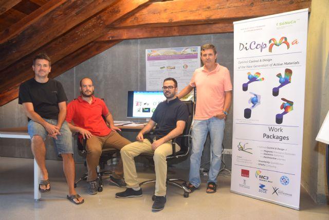 La UPCT desarrolla herramientas computacionales para diseñar con materiales inteligentes - 1, Foto 1