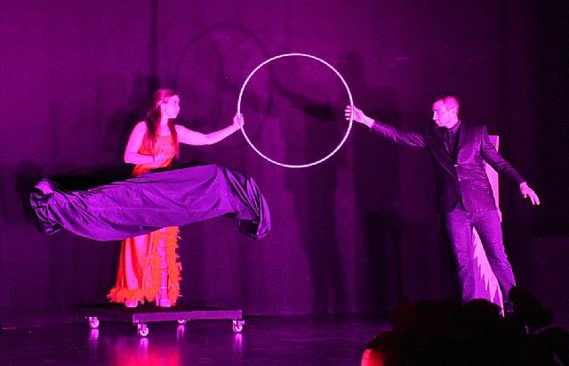 El espectáculo «The New Generation of Magic» en Calasparra - 1, Foto 1