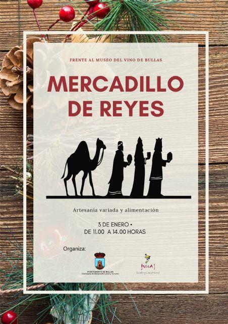El próximo domingo se celebra el Mercadillo de Reyes - 1, Foto 1
