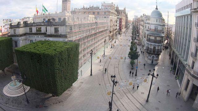 Las andaluzas InnovaSur y Axión contribuyen a evitar aglomeraciones durante Navidad en Sevilla a través de soluciones de inteligencia artificial para el control de aforo - 1, Foto 1