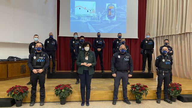 El Ayuntamiento equipa a la Policía Local de  Puerto Lumbreras con chalecos antibalas y anticorte - 1, Foto 1