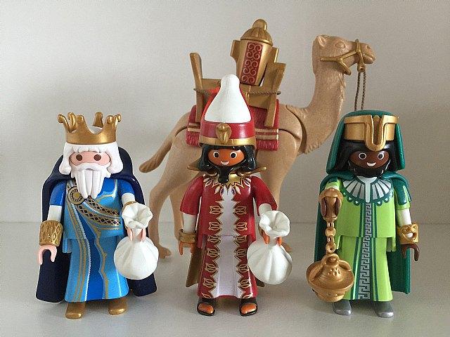2 de cada 3 Reyes Magos compran los regalos por Internet - 1, Foto 1