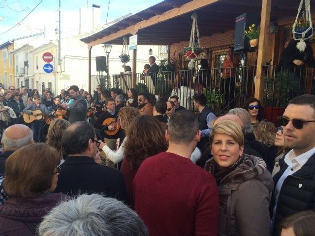 La Fiesta de las Cuadrillas reúne a miles de personas en Barranda - 1, Foto 1
