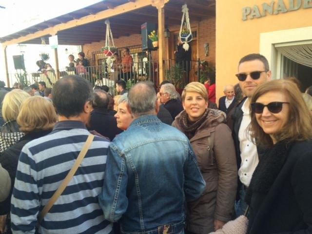 La Fiesta de las Cuadrillas reúne a miles de personas en Barranda - 3, Foto 3