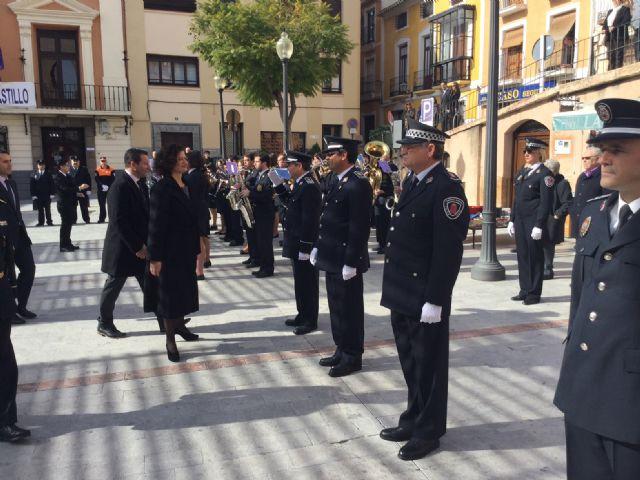 Celebración del patrón de la Policía Local de Mula 2016 - 1, Foto 1