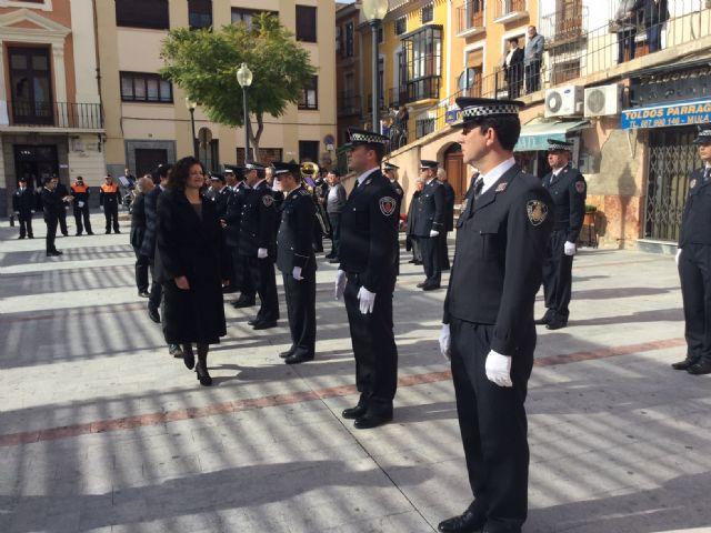 Celebración del patrón de la Policía Local de Mula 2016 - 2, Foto 2