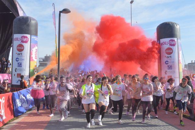 13.000 runners dan la bienvenida al Carnaval en Murcia - 1, Foto 1