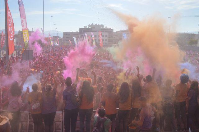 13.000 runners dan la bienvenida al Carnaval en Murcia - 3, Foto 3