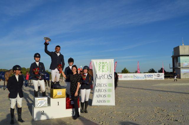 Triunfo de Martínez Bastida en el Gran Premio Aros - 3, Foto 3