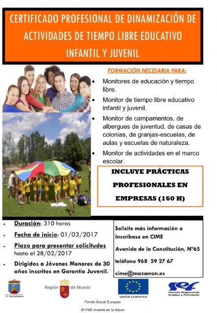 Curso gratuito de dinamización de actividades de tiempo libre educativo infantil y juvenil - 1, Foto 1