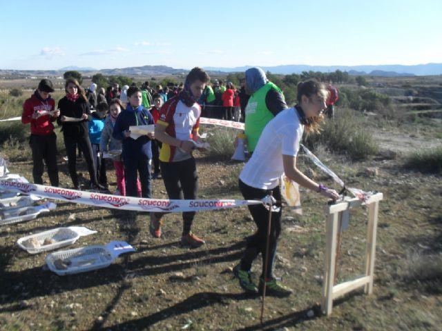 La Jornada Zona Sur de Orientación de Deporte Escolar contó con la participación de veinte escolares totaneros