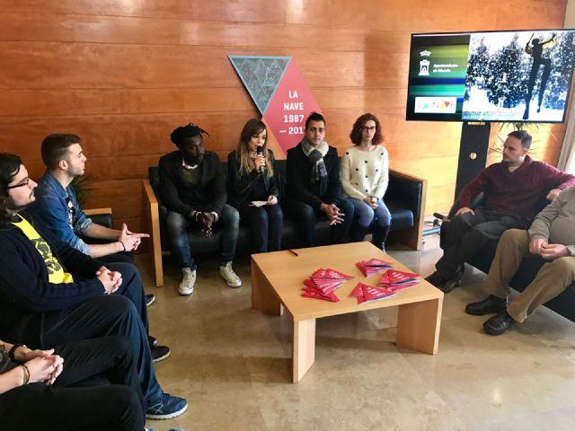 El Ayuntamiento conmemora el 30 aniversario de La Nave con más de 100 actividades culturales y solidarias para más de 8.000 jóvenes - 2, Foto 2
