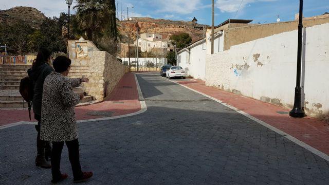 El PSOE exige al PP que solucione los problemas que ha generado en el Calvario por la eliminación de decenas de plazas de aparcamiento - 1, Foto 1