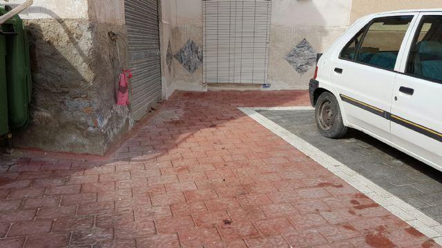 El PSOE exige al PP que solucione los problemas que ha generado en el Calvario por la eliminación de decenas de plazas de aparcamiento - 3, Foto 3