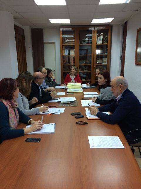 La Junta de Gobierno Local de Molina de Segura adjudica las obras de dotación del servicio de agua potable en diversas zonas del municipio - 1, Foto 1
