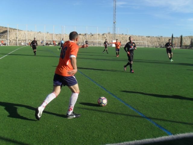 Finaliza la primera vuelta de la Liga de Fútbol Juega Limpio - 1, Foto 1