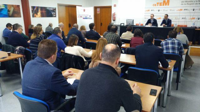 INFO y CETEM presentan el servicio gratuito ´Aceleradora Europea 2017´ - 2, Foto 2