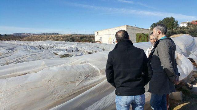 Podemos solicitará que las pedanías de Canara y Valentín se declaren zonas catastróficas - 3, Foto 3