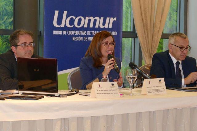 Castejon anuncia que pondra en marcha la Estrategia Icue para promover el cooperativismo en Cartagena - 1, Foto 1