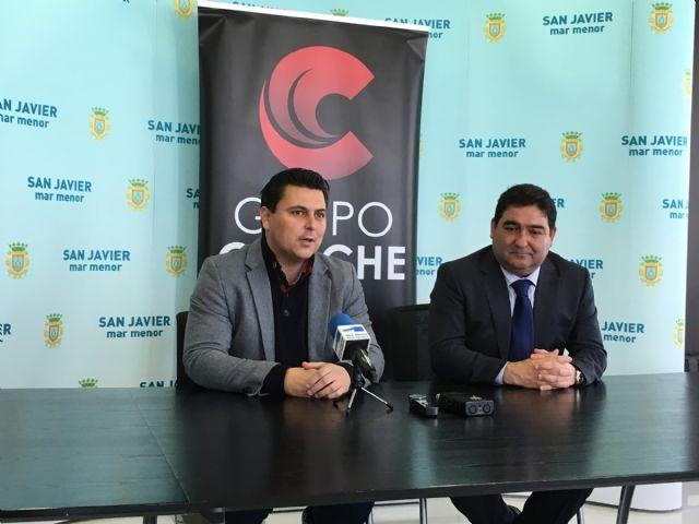 El Grupo Corporativo Caliche confirma su permanencia en el municipio y el traslado de su sede central con 400 trabajadores a la población de San Javier - 3, Foto 3