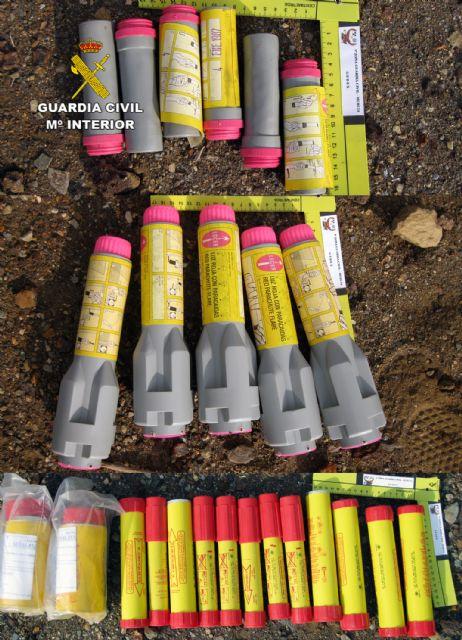 La Guardia Civil ha destruido el triple de artefactos explosivos que el año anterior - 2, Foto 2