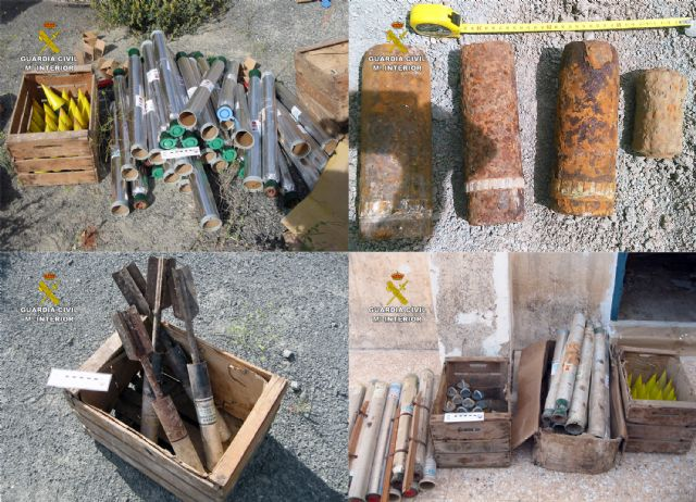 La Guardia Civil ha destruido el triple de artefactos explosivos que el año anterior - 3, Foto 3