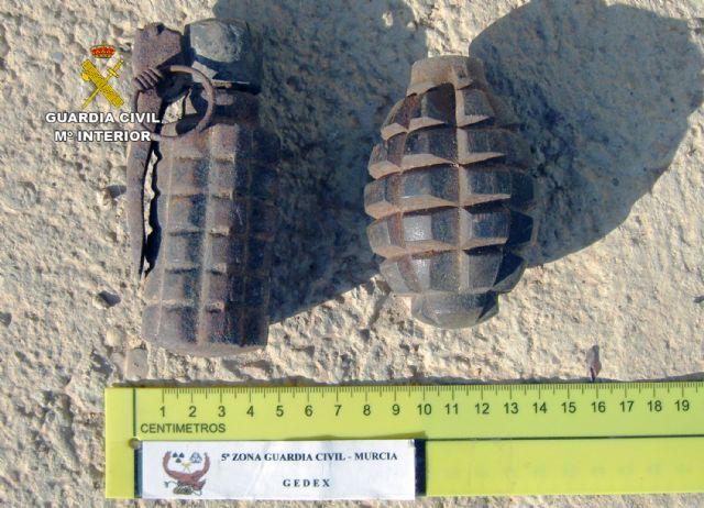 La Guardia Civil ha destruido el triple de artefactos explosivos que el año anterior - 4, Foto 4