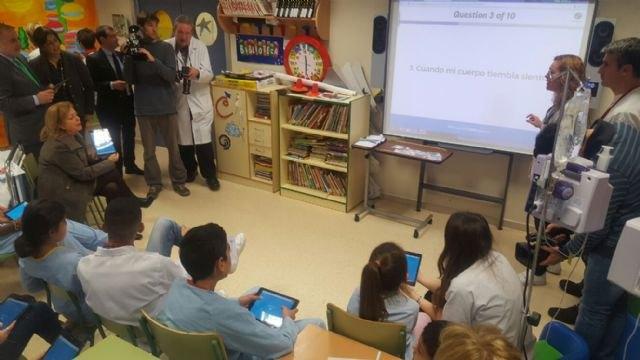 Los alumnos hospitalizados potenciarán su aprendizaje con el uso de tecnología móvil - 1, Foto 1