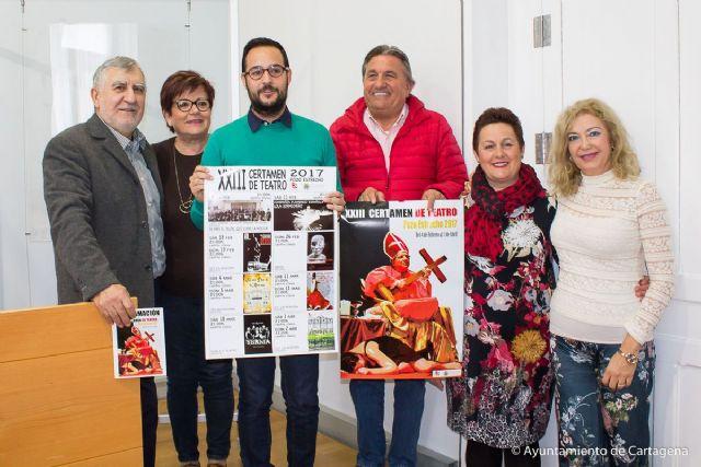 El Grupo de Teatro La Aurora presenta la XXIII edicion del Certamen de Teatro de Pozo Estrecho - 1, Foto 1