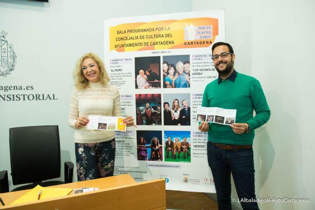 Obras locales e internacionales en la programacion de Cultura en el Nuevo Teatro Circo - 1, Foto 1