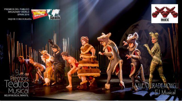 La Aventura de Mowgli comienza hoy la campaña en el Teatro Sanpol de Madrid - 1, Foto 1