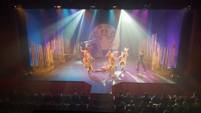 La Aventura de Mowgli comienza hoy la campaña en el Teatro Sanpol de Madrid - 2, Foto 2