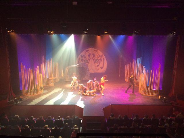 La Aventura de Mowgli comienza hoy la campaña en el Teatro Sanpol de Madrid - 3, Foto 3
