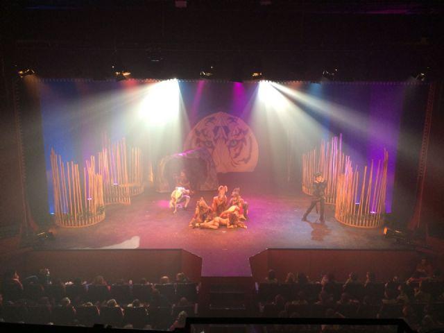 La Aventura de Mowgli comienza hoy la campaña en el Teatro Sanpol de Madrid - 4, Foto 4