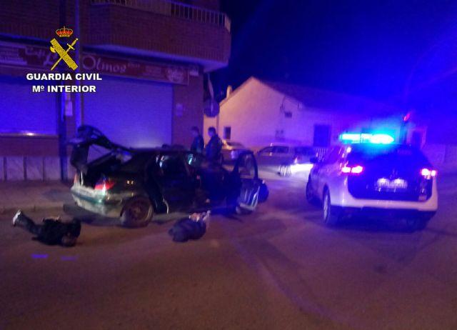 La Guardia Civil sorprende a cuatro personas mientras robaban en un bar de Torre Pacheco - 4, Foto 4