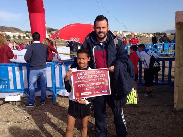 50 escolares de Torre-Pacheco participan en la Final Regional Campo a través, en Puerto Lumbreras - 3, Foto 3