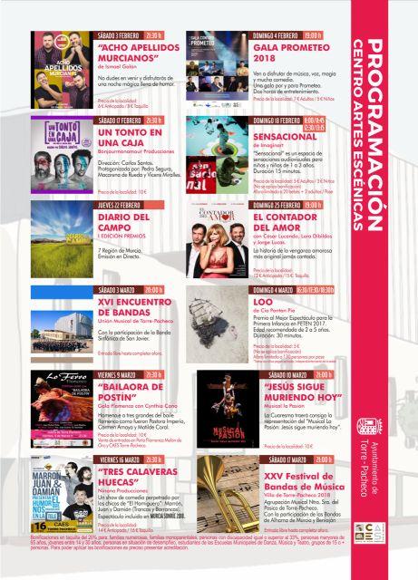 El Centro de Artes Escénicas sube el telón este fin de semana - 3, Foto 3